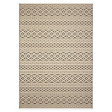 image of Orian Jersey Home Collection Organic Cable Area Rug