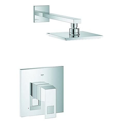 Grohe Eurocube Wall Mount Shower Faucet Bed Bath Beyond