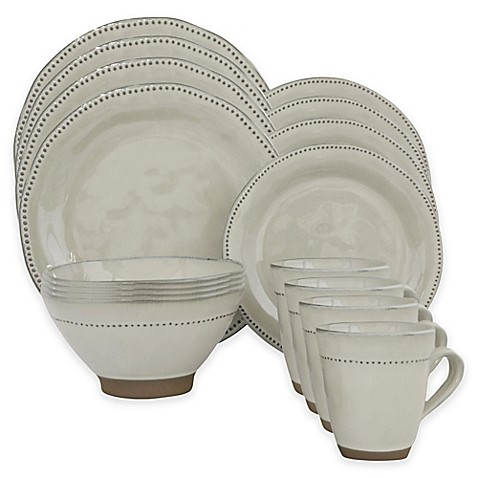 bed bath and beyond white dinnerware sets sango cyprus 16 piece dinnerware set in white bed  sc 1 st  Phonetechaid.us & bed bath and beyond white dinnerware sets - 28 images - mikasa 174 ...
