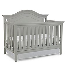 Ti Amo Catania 4 In 1 Convertible Crib Misty Grey