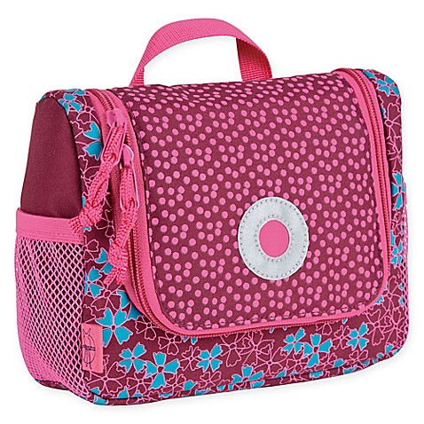 Lassig Mini Toiletry Bag In Blossy Pink Bed Bath Amp Beyond