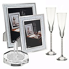image of Oleg Cassini Crystal Diamond Fine Giftware Collection