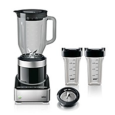 image of Braun PureMix Blender with Travel Cups