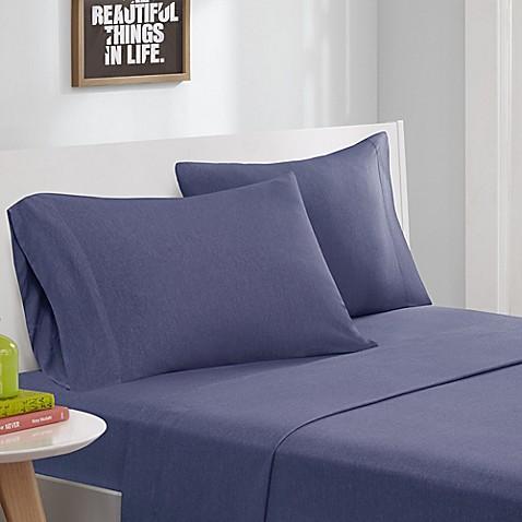 Buy Intelligent Design 174 Jersey Knit Sheet Set From Bed