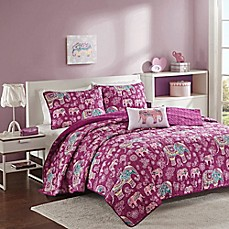 image of Mi Zone Elly Coverlet Set