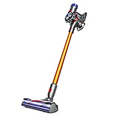 Dyson V8 Absolute Cordless Stick Vacuum in Yellow Image