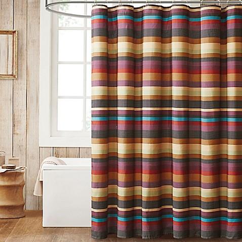 Madison park yosemite shower curtain bed bath beyond - Madison park bathroom accessories ...