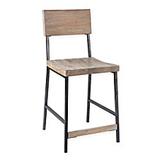 image of INK+IVY Tacoma Counter Stool