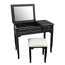 Storage & Shower Benches | Bathroom Vanity Sets & Stools ...