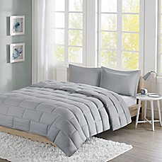 image of Intelligent Design Avery Reversible Comforter Set