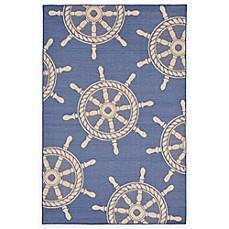 image of liora manne ship wheel marine rug