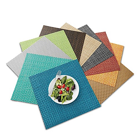 Bistro Woven Square Placemat
