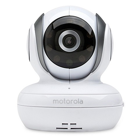 motorola mbp38sbu digital video baby monitor accessory camera bed bath beyond. Black Bedroom Furniture Sets. Home Design Ideas