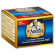 image of Dr. Smith's® 8 oz. Zinc Oxide Diaper Ointment