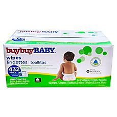 image of buybuy BABY™ 432-Count Unscented Wipes