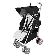 image of Maclaren® Techno XLR Stroller in Black/Silver