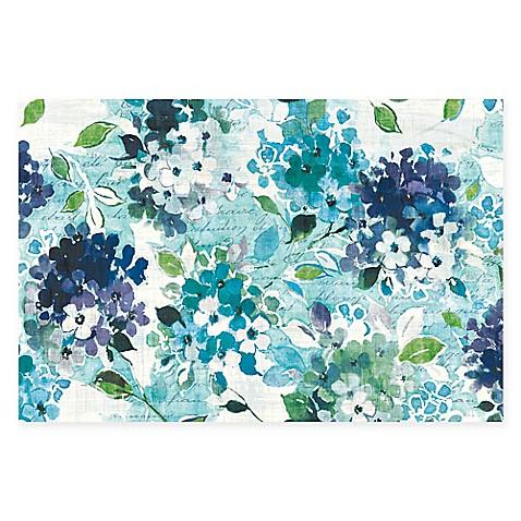 Blooming Hydrangea I Canvas Wall Art  sc 1 st  Bed Bath u0026 Beyond & Blooming Hydrangea I Canvas Wall Art - Bed Bath u0026 Beyond