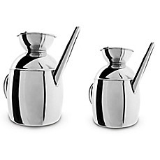 image of IPAC Tosca Stainless Steel Oil Cruet