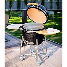 image of Louisiana Grills K22 Ceramic Charcoal Barbecue