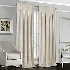 image of Designers' Select™ Peyton Back Tab Window Curtain Panel