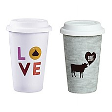 image of Hershey's by Fitz and Floyd® Travel Mugs