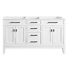 image of Avanity Madison Double Sink Vanity in White