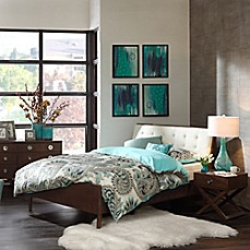 image of INK+IVY® Cosmo Pecan Wood Bedroom Furniture Collection