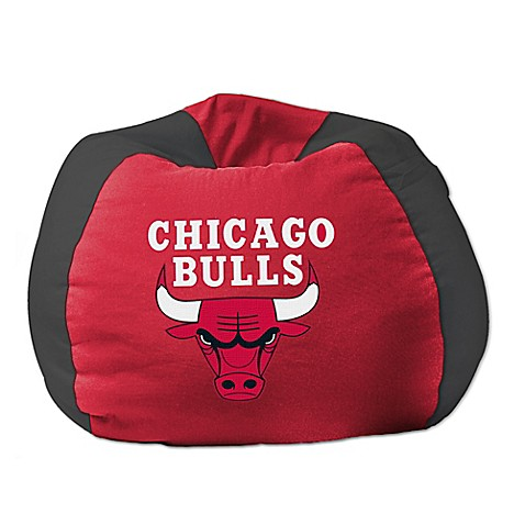 NBA Chicago Bulls Bean Bag Chair By The Northwest
