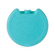 image of Aquaheat™ by Innobaby Round Cool Pack Reusable Ice Pack in Aqua