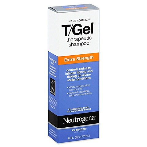 Neutrogena® T/Gel® 6 oz. Therapeutic Shampoo Extra Strength