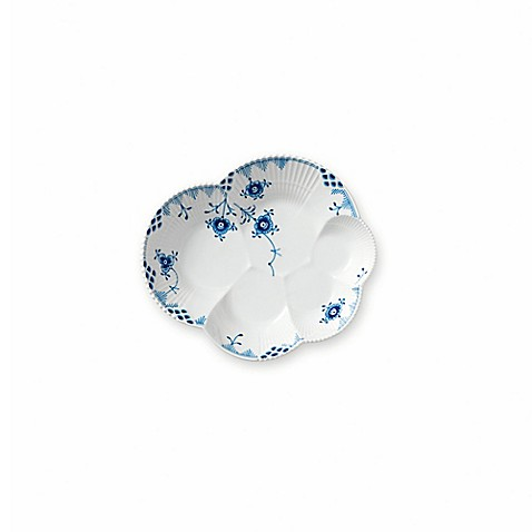 buy royal copenhagen elements sky shaped dish in blue from. Black Bedroom Furniture Sets. Home Design Ideas