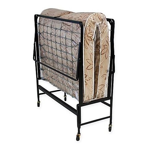 Image Of Serta Twin Rollaway Folding Bed With Medium Firm Mattress