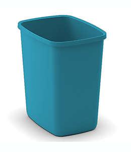 Bote de basura Simply Essential™ Keter Metro color azul zen