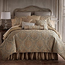 image of Rose Tree Norwich Reversible Comforter Set in Mushroom