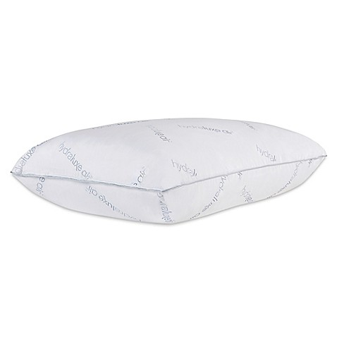 image of hydraluxe air plush cooling fiber pillow
