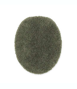Cubierta universal de tapa de inodoro Wamsutta® Duet, en verde salvia