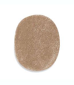 Cubierta universal de nylon para tapa de inodoro Comforel® Wamsutta® Duet color arena