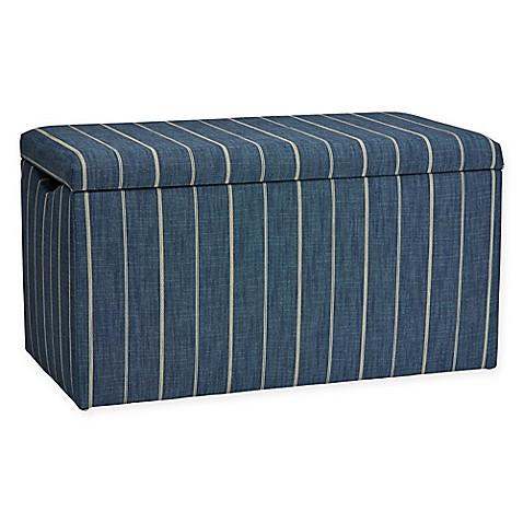 Skyline Furniture Skylar Storage Bench  sc 1 st  buybuy BABY & Skyline Furniture Skylar Storage Bench - buybuy BABY