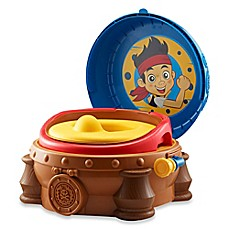 image of The First Years™ Disney Junior® Jake and the Never Land Pirates 3-in-1 Potty System