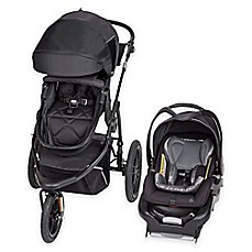image of Baby Trend™ Bolt Performance Travel System in Black