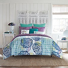 image of anthology willa comforter set - Teen Bedroom Bedding