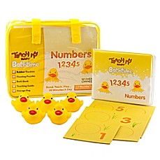 image of Teach My Baby Bathtime Numbers Learning Set
