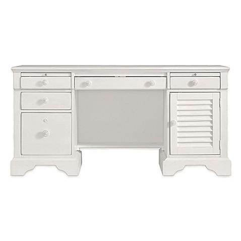 Coastal Living Reg By Stanley Furniture Computer File Desk In Saltbox White