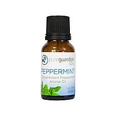 image of PureGuardian® 0.5 oz. Concentrated Peppermint Aroma Oil