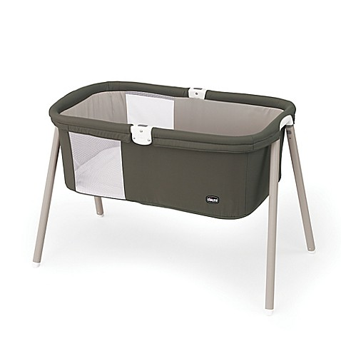 Chicco® LullaGo™ Portable Bassinet in Brown