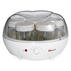 Yogurt maker bed bath beyond for Automatic yogurt maker by euro cuisine