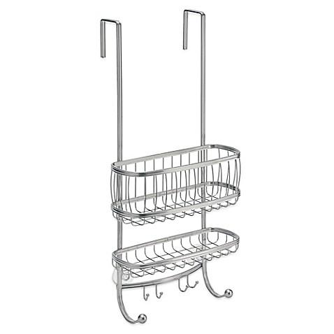 iDesign® York Over Door Shower Caddy - Bed Bath & Beyond