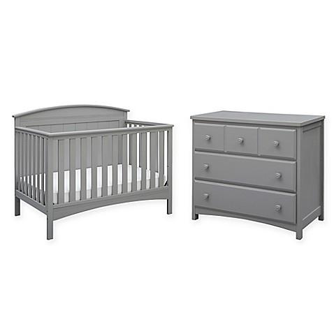 Deltau0026trade; Children Archer Nursery Furniture Collection ...