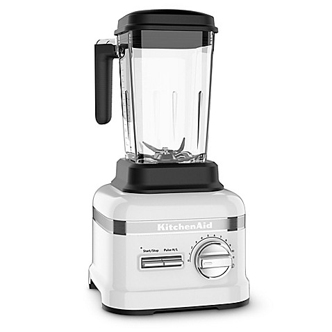 KitchenAid® Pro-Line® Series Blender in Pearl White