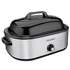 image of Proctor Silex 18-Quart Roaster Oven Slow Cooker